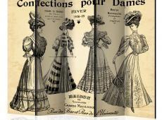 Paraván - Confections pour Dames II [Room Dividers]